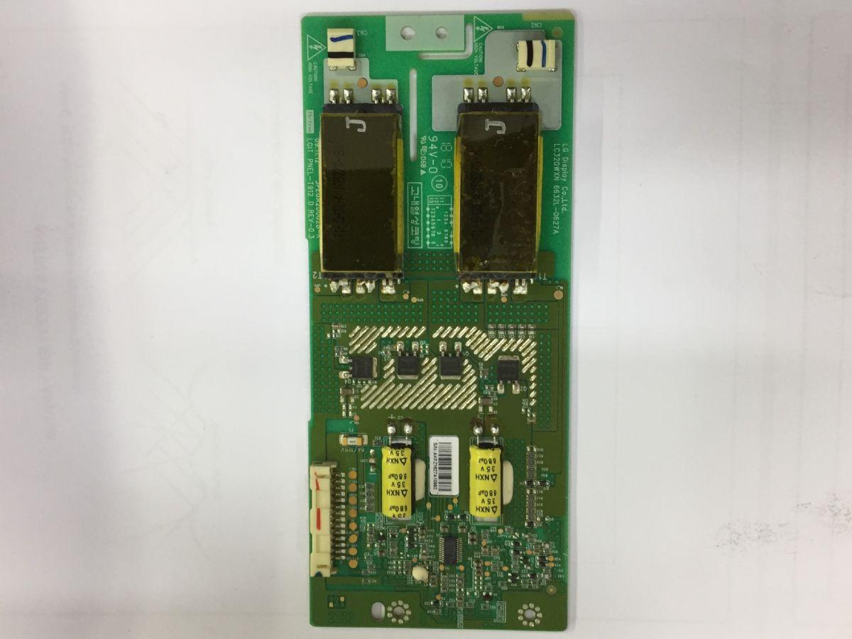 LG LC320WXN 6632L-0627A INVERTÖR (INV25) - LCD TV - Inverter